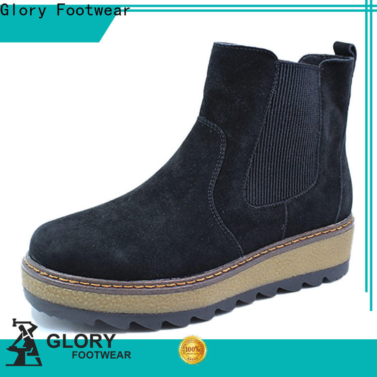 Glory Footwear goodyear welt boots experts for business travel
