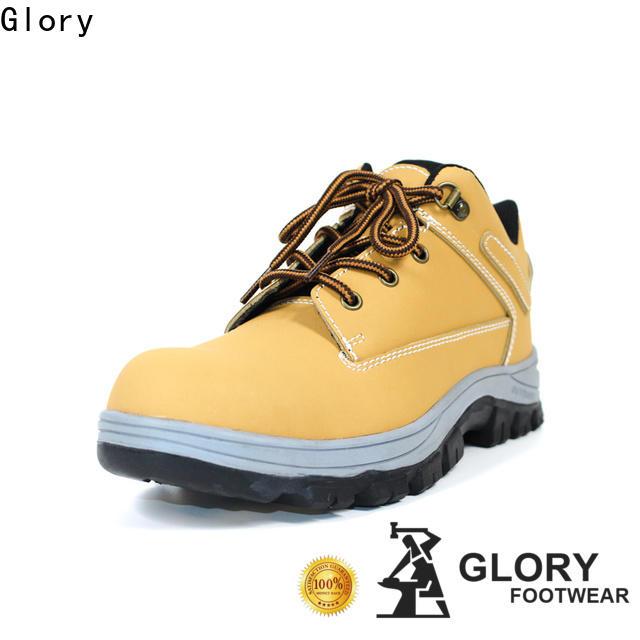 Glory Footwear industrial footwear in different color