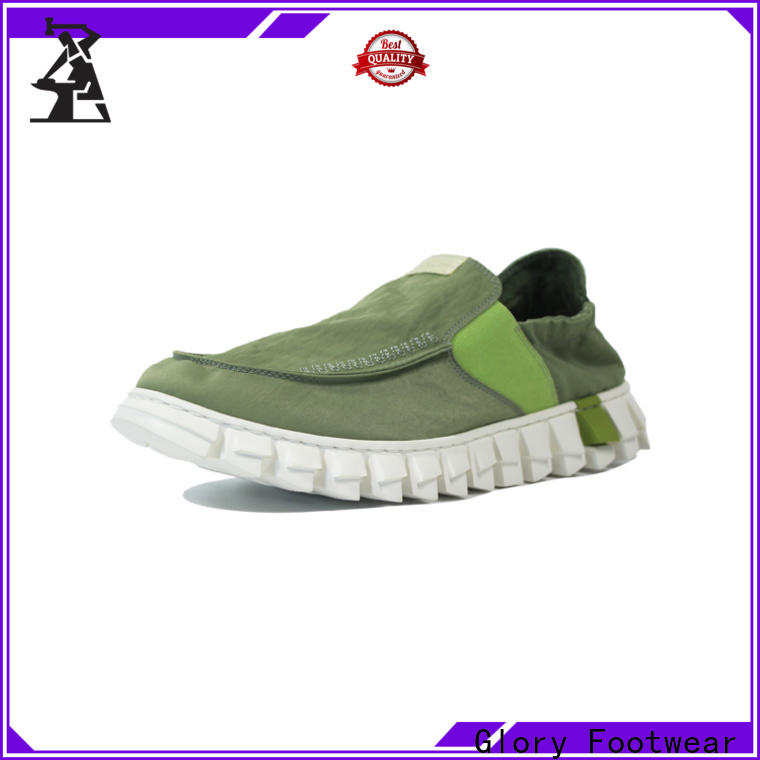 Glory Footwear canvas shoes for men customization