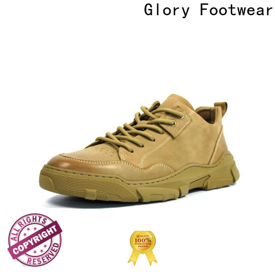 Glory Footwear exquisite casual canvas shoes factory price for winter day