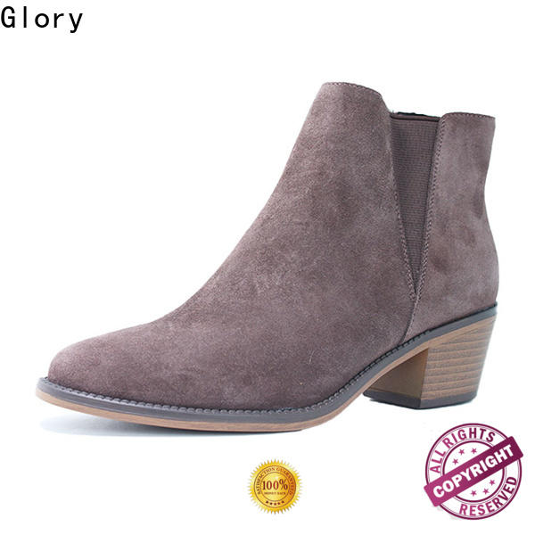 Glory Footwear cool boots for women factory price for business travel