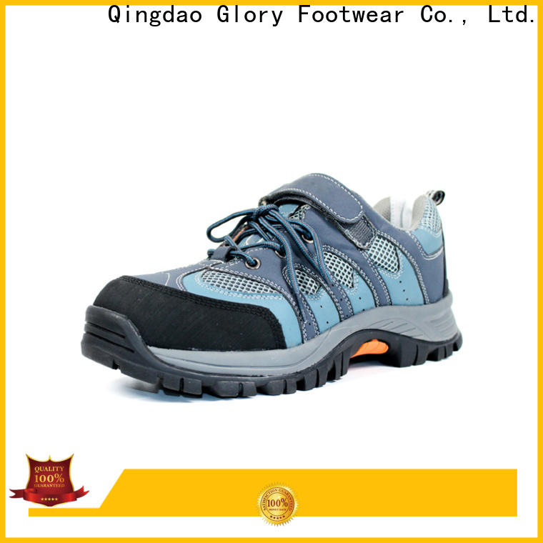 Glory Footwear safety shoes for men supplier for shopping