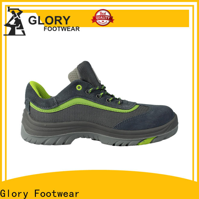 Glory Footwear industrial safety shoes customization for business travel