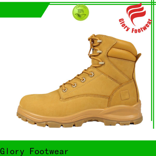 fashion rubber work boots with good price for winter day