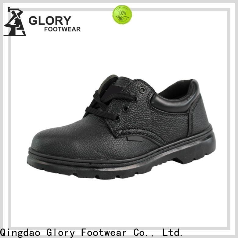 Glory Footwear solid industrial footwear factory for party