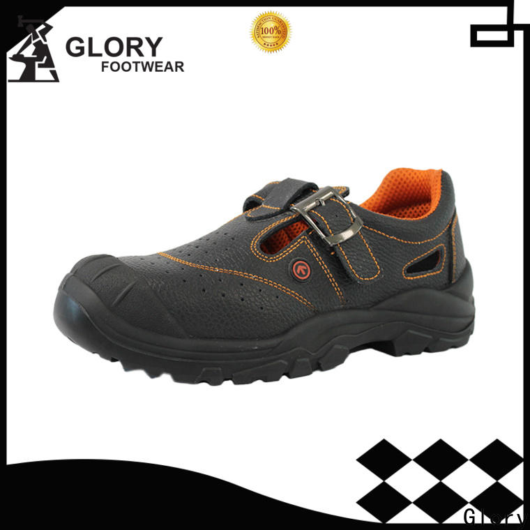 newly leather safety shoes inquire now for hiking