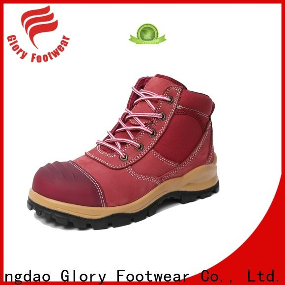 Glory Footwear superior goodyear welt boots customization for outdoor activity