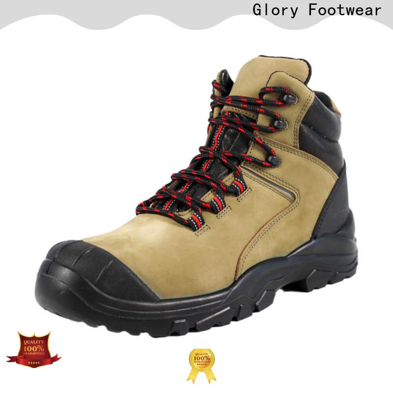nice waterproof work shoes wholesale for business travel