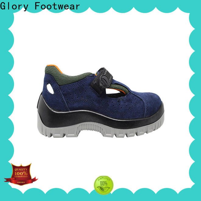 newly best safety shoes wholesale for business travel