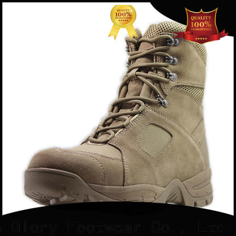 durable goodyear welt boots wholesale for party