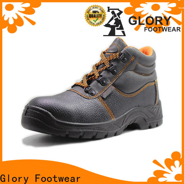 high cut hiking safety boots with good price for hiking