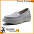classy canvas lace up shoes from China for party