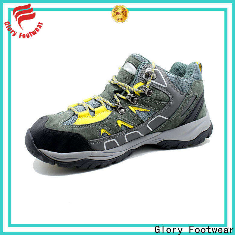 Glory Footwear waterproof work shoes wholesale for shopping