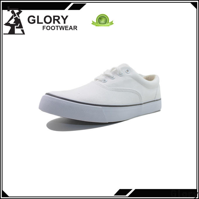 Glory Footwear classy canvas loafers long-term-use for shopping