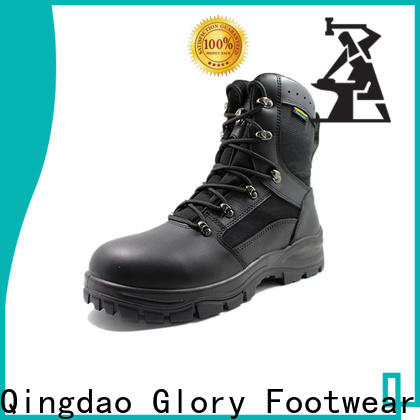 Glory Footwear best military boots with cheap price for business travel