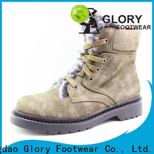 Glory Footwear fine-quality womens suede booties free quote for outdoor activity