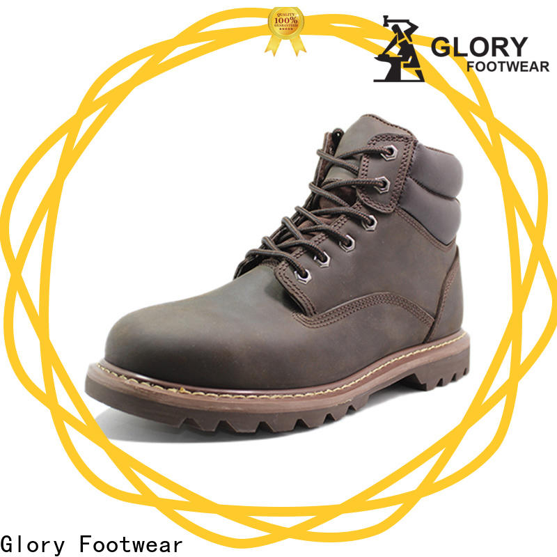 Glory Footwear nice waterproof work shoes inquire now for winter day