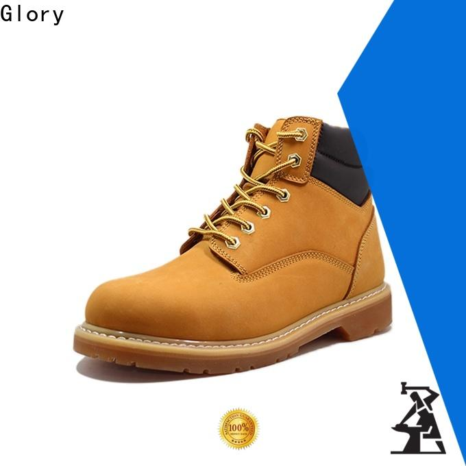Glory Footwear fashion australia work boots from China for party