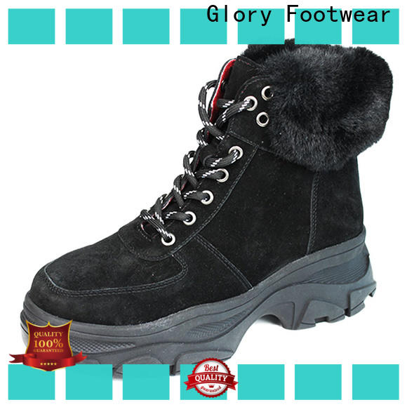 superior fashion boots from China for outdoor activity