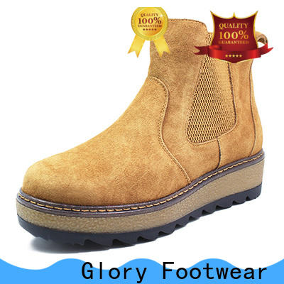 Glory Footwear newly ladies shoe boots free design for business travel