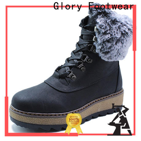 Glory Footwear high-quality suede knee high boots factory price for shopping