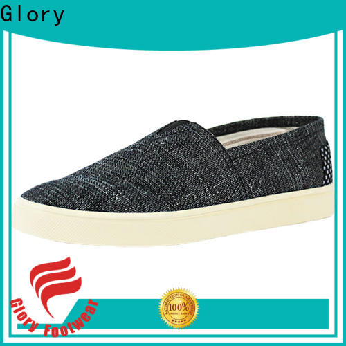 Glory Footwear canvas sneakers widely-use for hiking