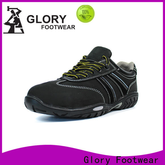 high cut sports safety shoes factory for winter day