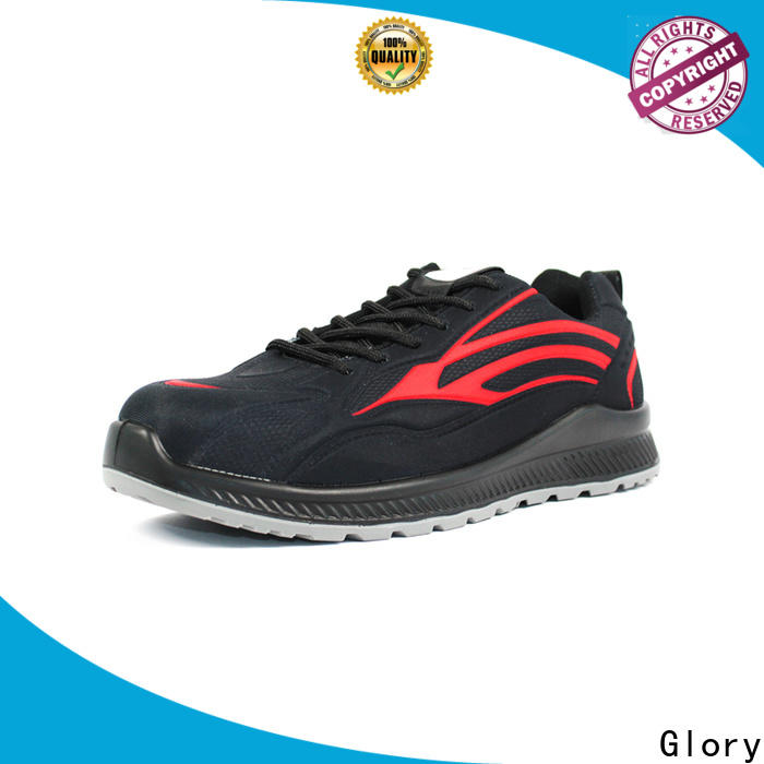 Glory Footwear best steel toe shoes for women from China for business travel