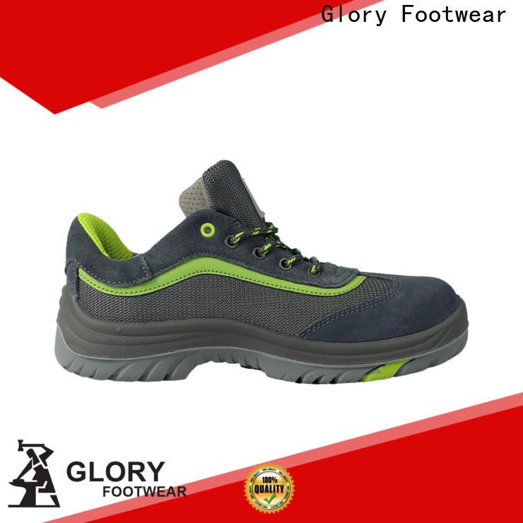 Glory Footwear high cut safety shoes online with good price for party