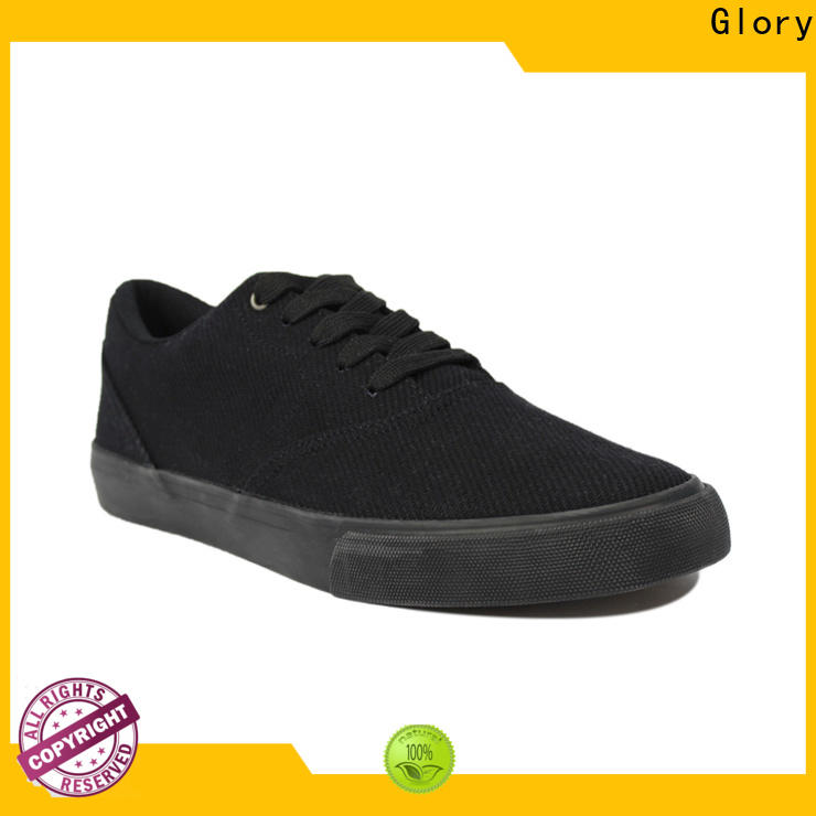 Glory Footwear fine-quality canvas sneakers womens factory price for business travel