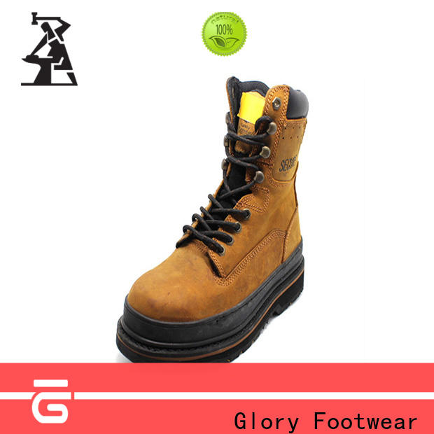 first-rate rubber work boots from China for hiking