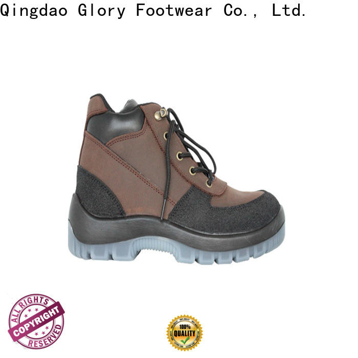 Glory Footwear new-arrival steel toe shoes for women with good price