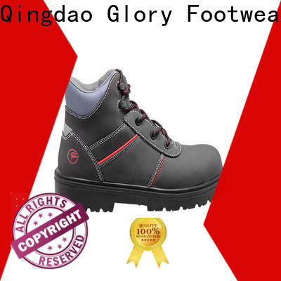 Glory Footwear durable sports safety shoes customization for shopping