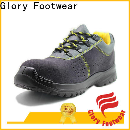 Glory Footwear industrial safety shoes wholesale for outdoor activity