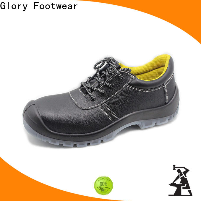 Glory Footwear nice sports safety shoes factory for winter day