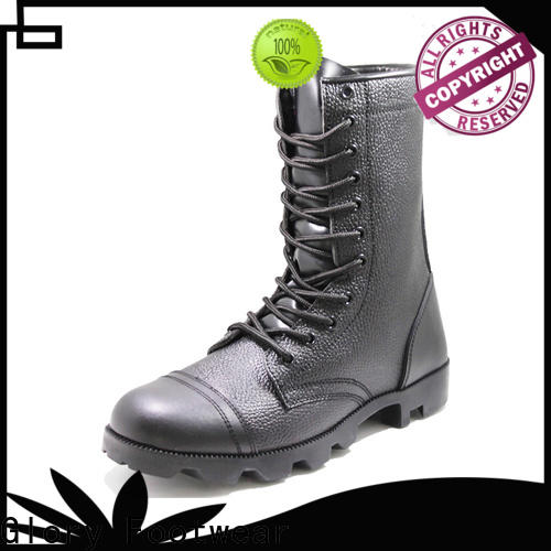 safety military boots widely-use for hiking