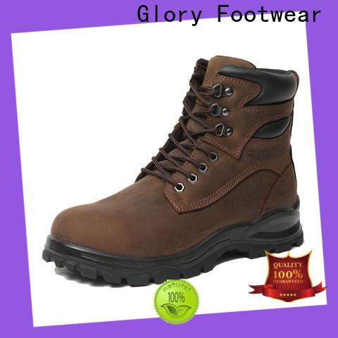 Glory Footwear steel toe boots for wholesale for party