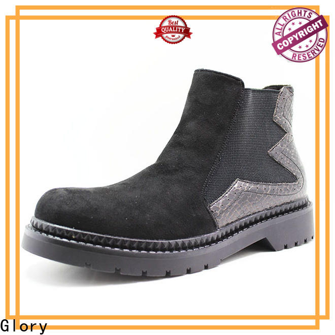 hot-sale black military boots womens order now for outdoor activity