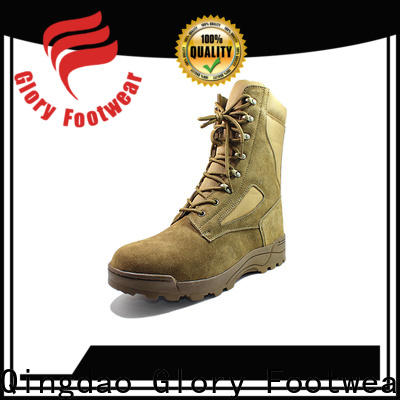 Glory Footwear newly military boots men long-term-use for winter day