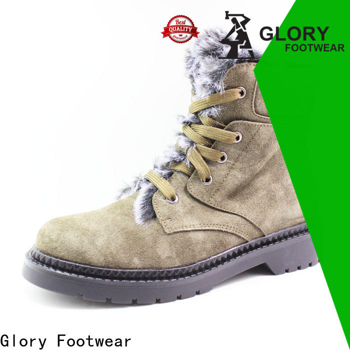 Glory Footwear casual boots factory price for party