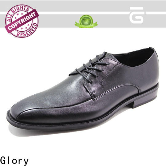 Glory Footwear leather walking shoes long-term-use for hiking