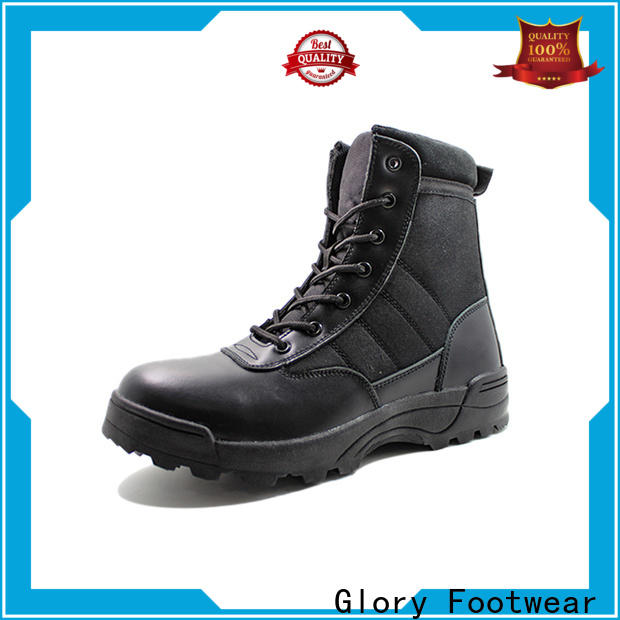 classy leather military boots free design for shopping