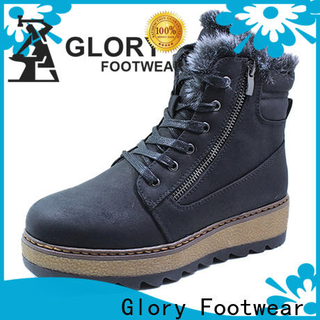 Glory Footwear superior womens suede booties long-term-use for outdoor activity
