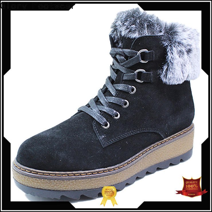 Glory Footwear suede boots free quote for party