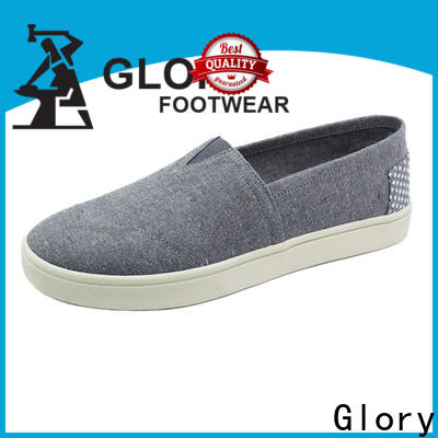 Glory Footwear white canvas shoes widely-use