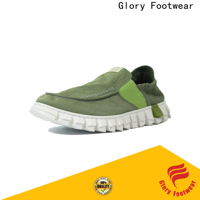 Glory Footwear fine-quality canvas slip on shoes widely-use for outdoor activity