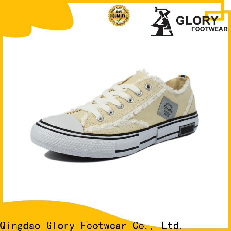 Glory Footwear canvas shoes for men from China for hiking