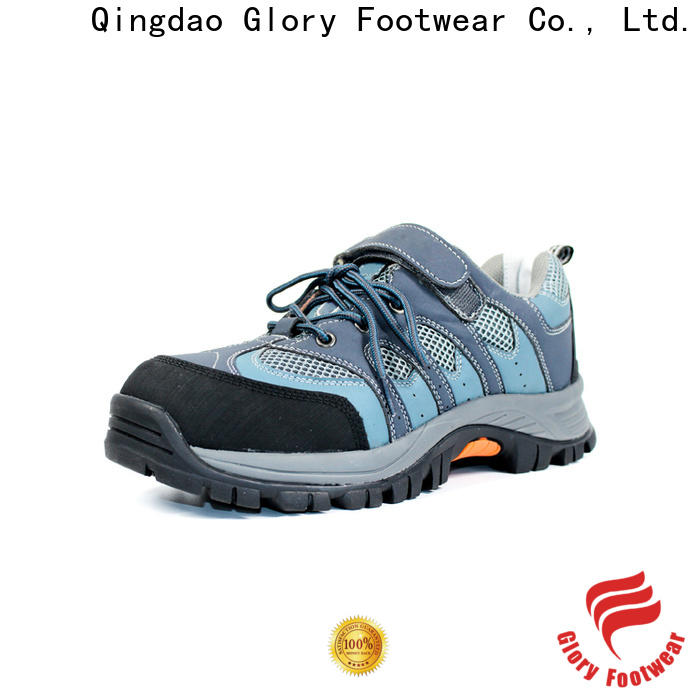 durable hiking safety boots from China for hiking