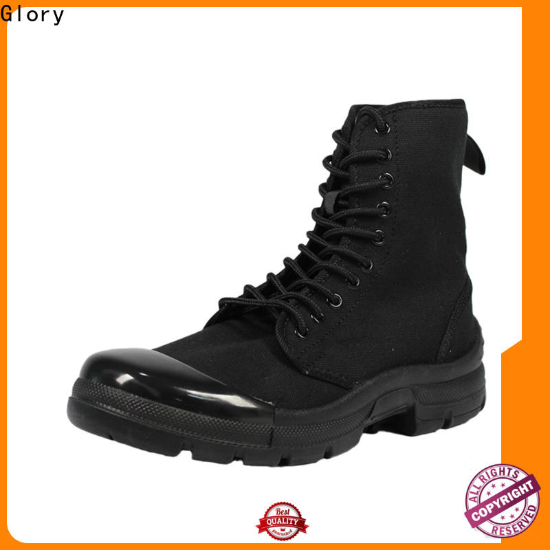 Glory Footwear solid waterproof work shoes supplier for winter day