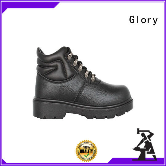 Glory Footwear solid industrial safety shoes from China for shopping